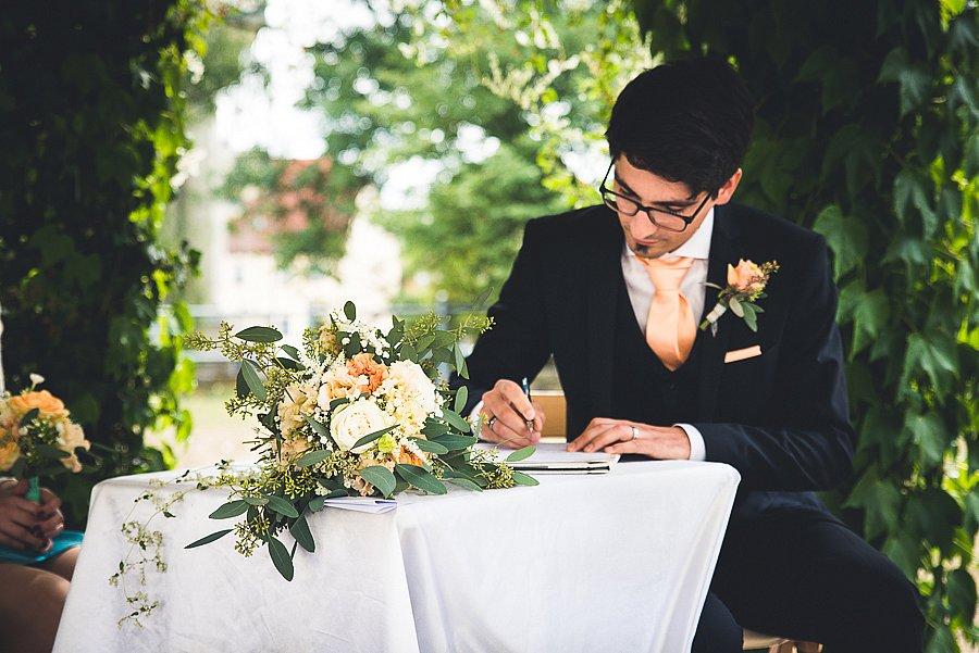 Hochzeit L & G